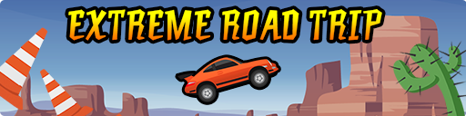 Extreme Road Trip Banner