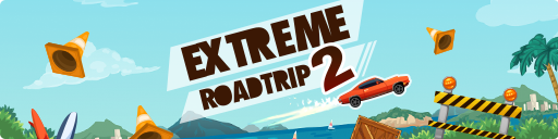 Extreme Road Trip 2 Banner