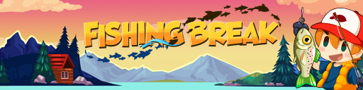 Fishing Break Banner