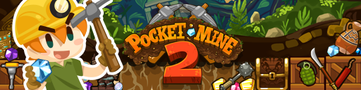 Pocket Mine 2 Banner